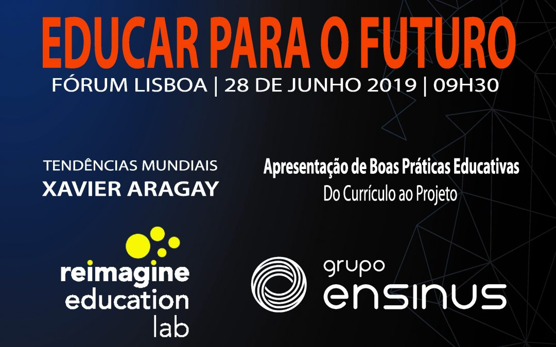 """Seminário: """"EDUCAR PARA O FUTURO"""""""