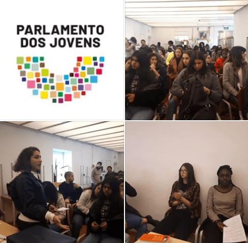 Parlamento dos Jovens