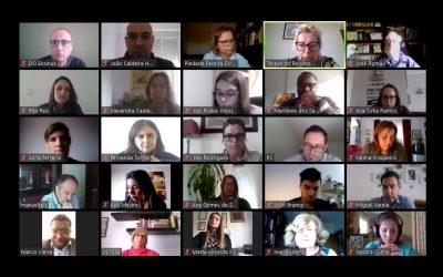 Reunião de Trabalho entre a Administração do Grupo Ensinus e todos os seus Dirigentes