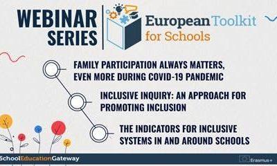 European Toolkit for Schools – webinar series